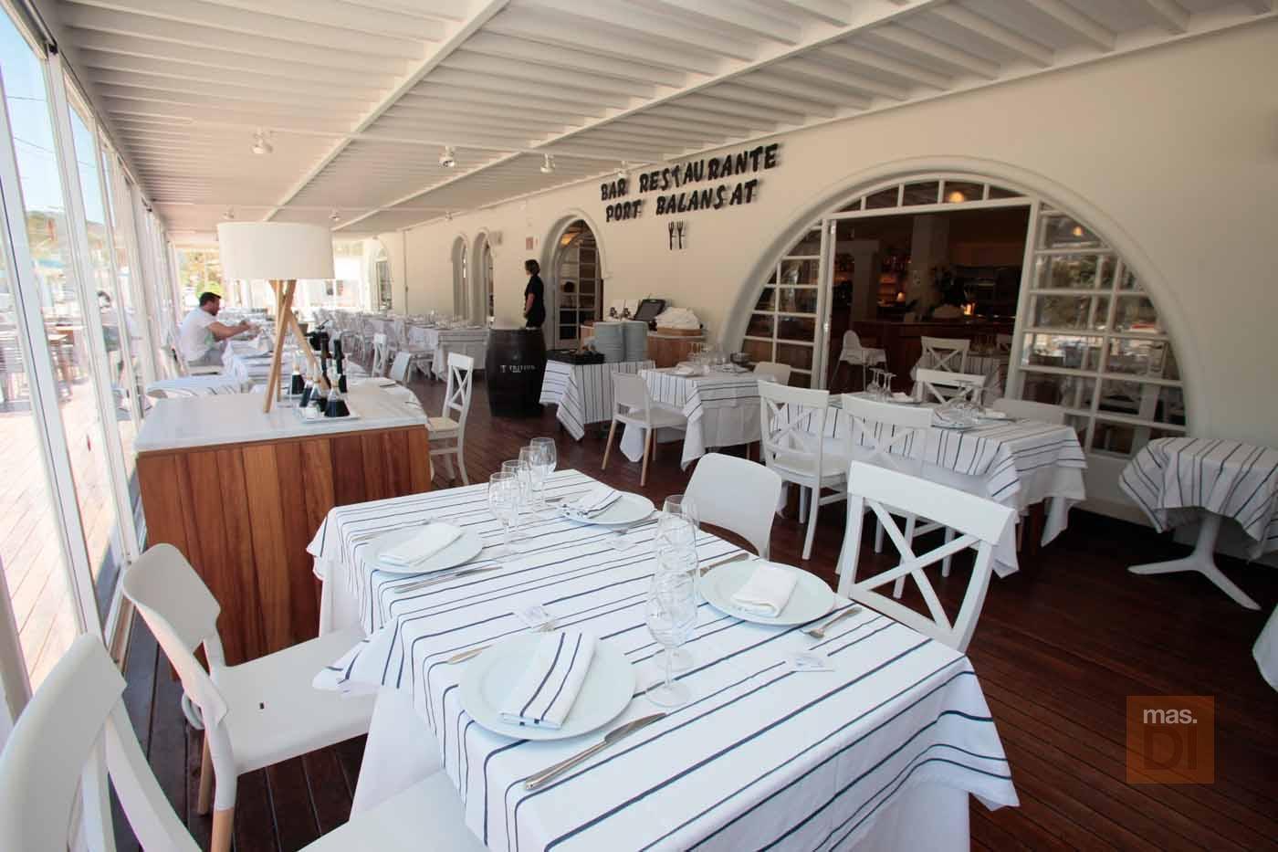 Port Balansat. Aires renovados en  el Port de Sant Miquel