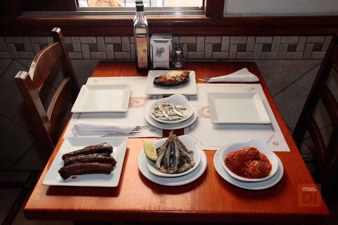 Bon Lloc. Buena cocina en un restaurante de toda la vida