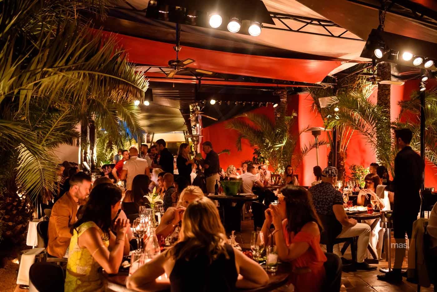 Restaurante Pachá. Fusión de culturas al plato