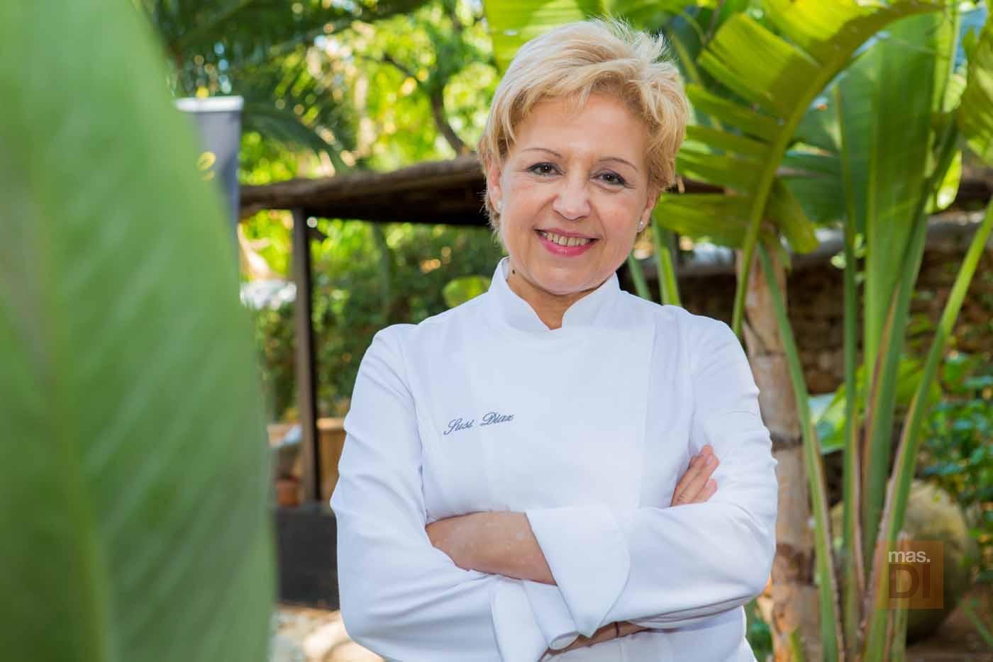 Susy Díaz, chef y empresaria: «La esencia está en la raíces y es lo que hace peculiar un lugar»