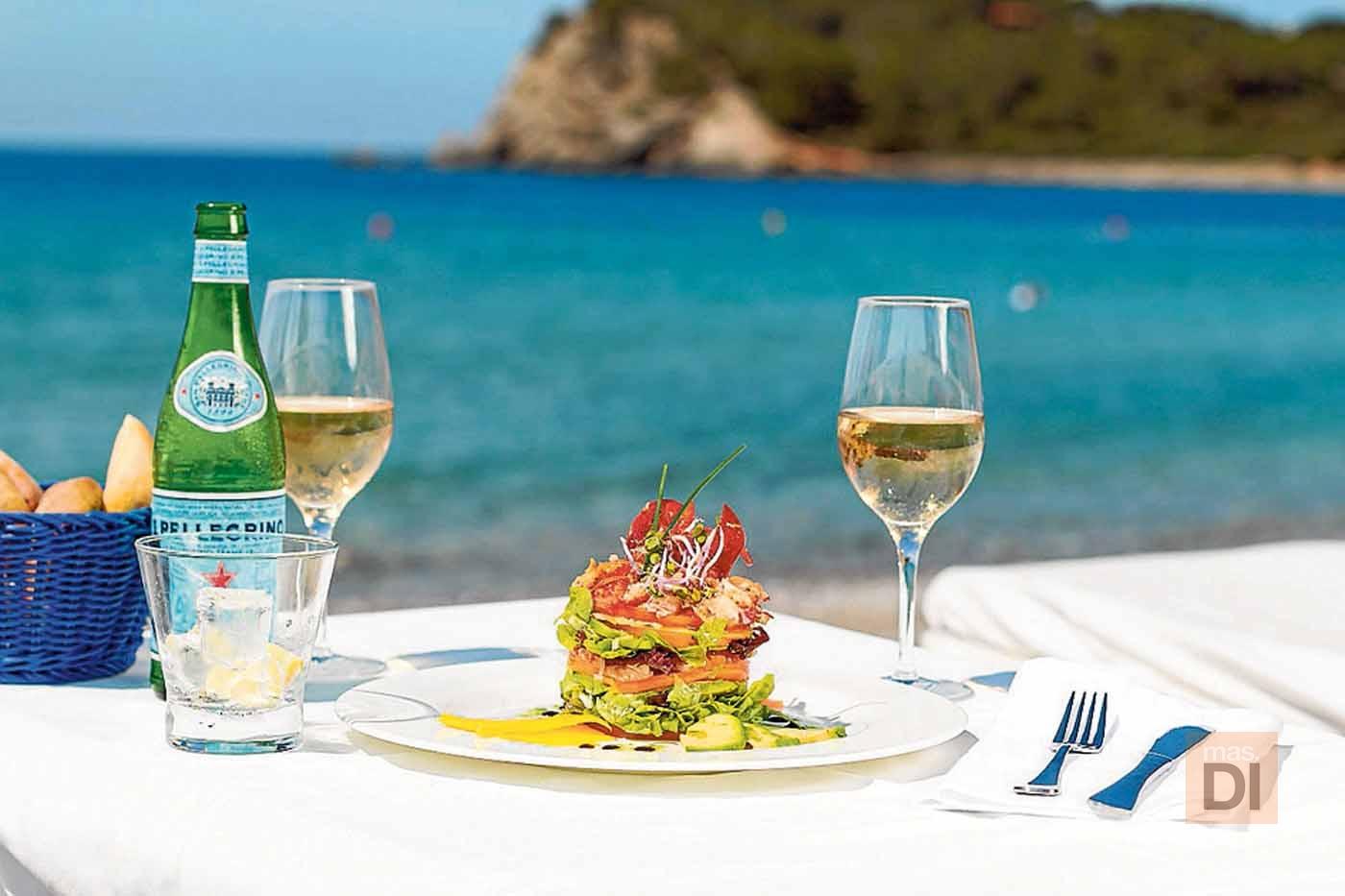 Tropicana Beach Club. Pasión por el Mediterráneo
