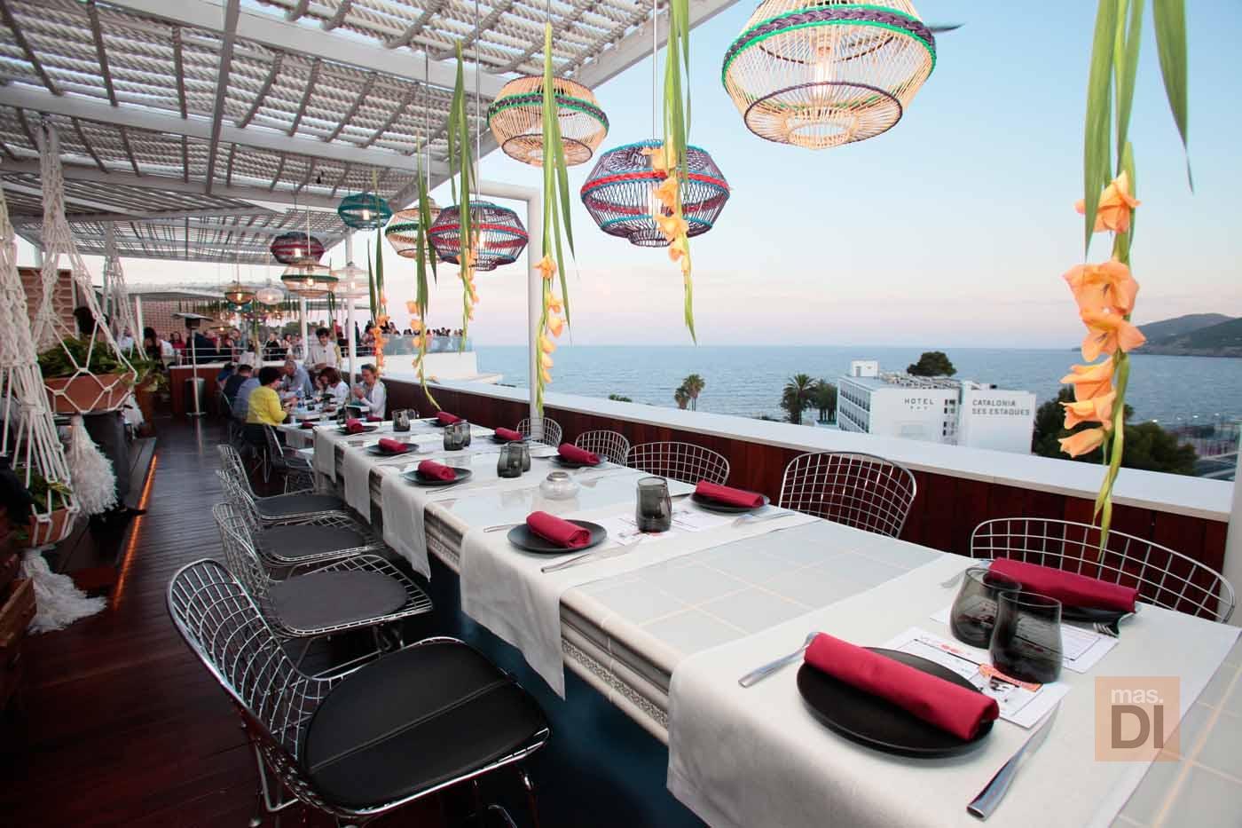 Restaurante Vi Cool – Hotel Aguas de Ibiza. Sergi Arola y la experiencia de compartir