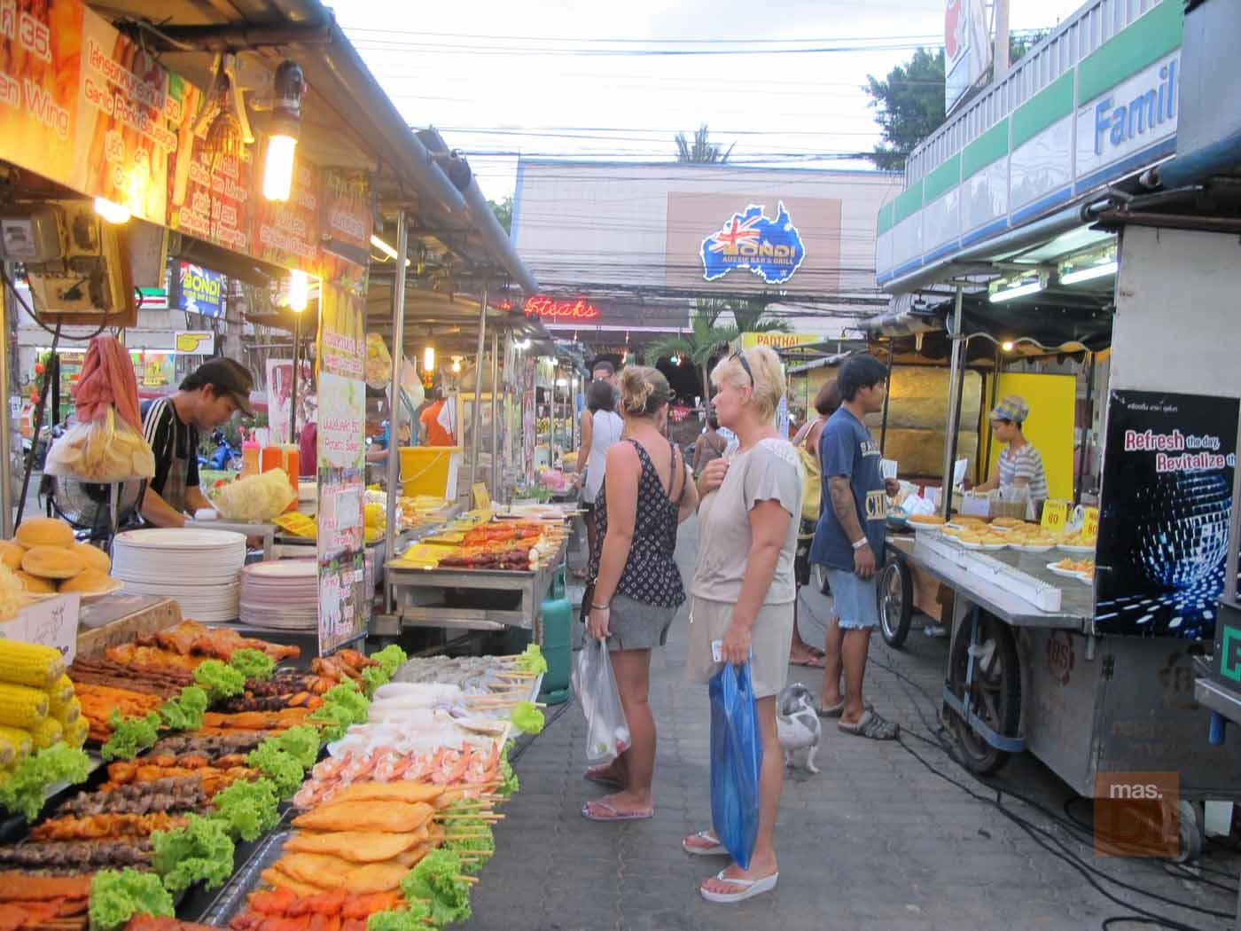Walking Street Markets