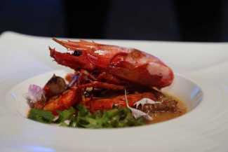 Gran cocina ibicenca y nueva gastronomía de vanguardia