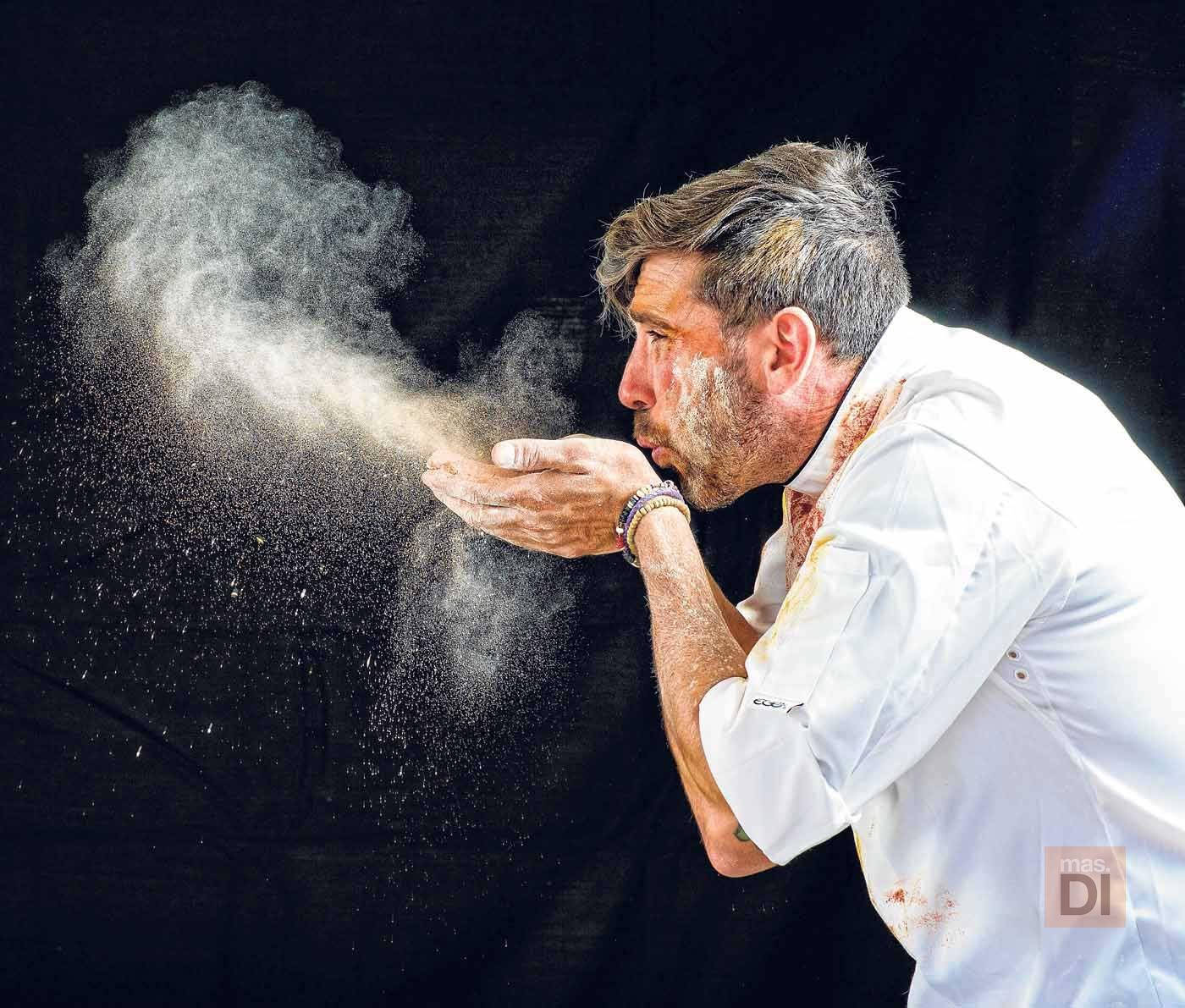 Miguel Tur Contreras, cocinero: «Siento que he abierto una ventana a la cocina ibicenca en Omán»