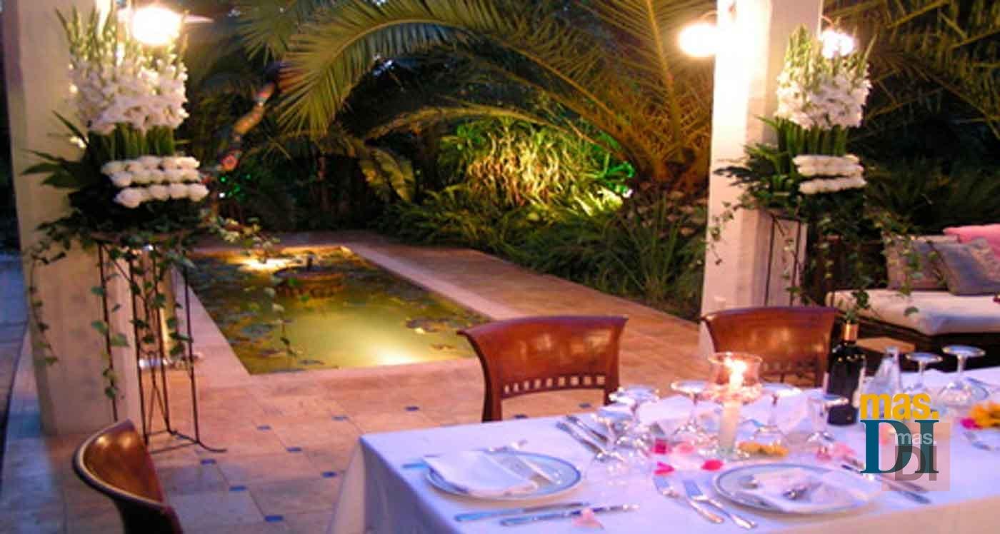 Casa Colonial, sabores del mundo para eventos con mucho encanto