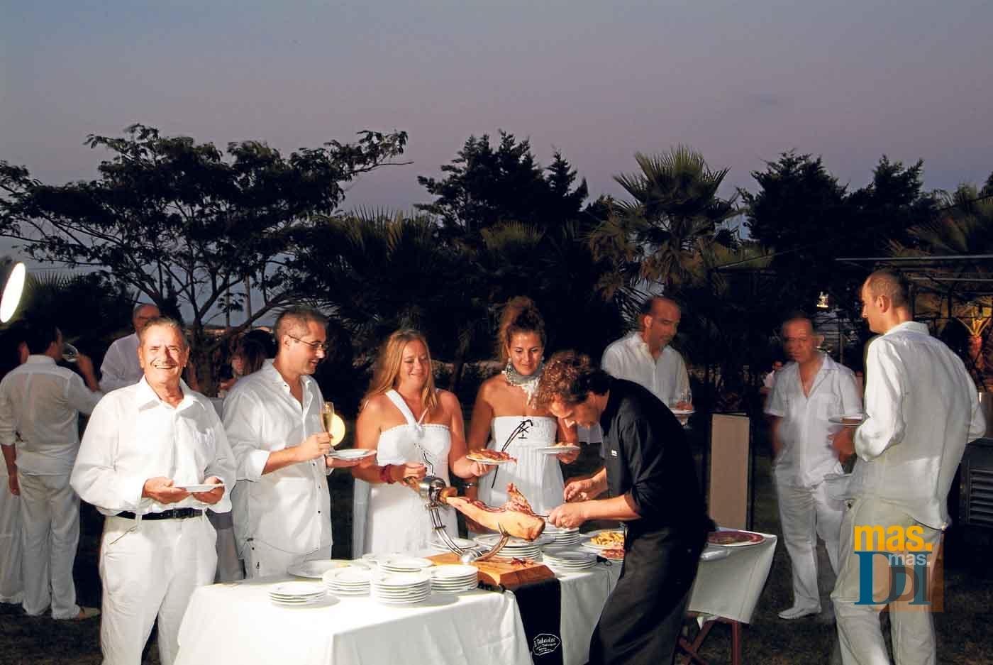 El Paladar | Un cortador de jamón es el 'invitado' con más amigos