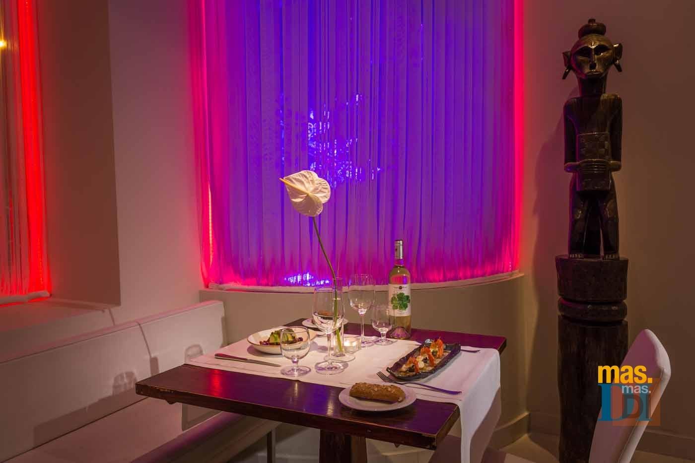 RESTAURANTE EL HOTEL PACHÁ, explosión de sabores con  el producto como estrella
