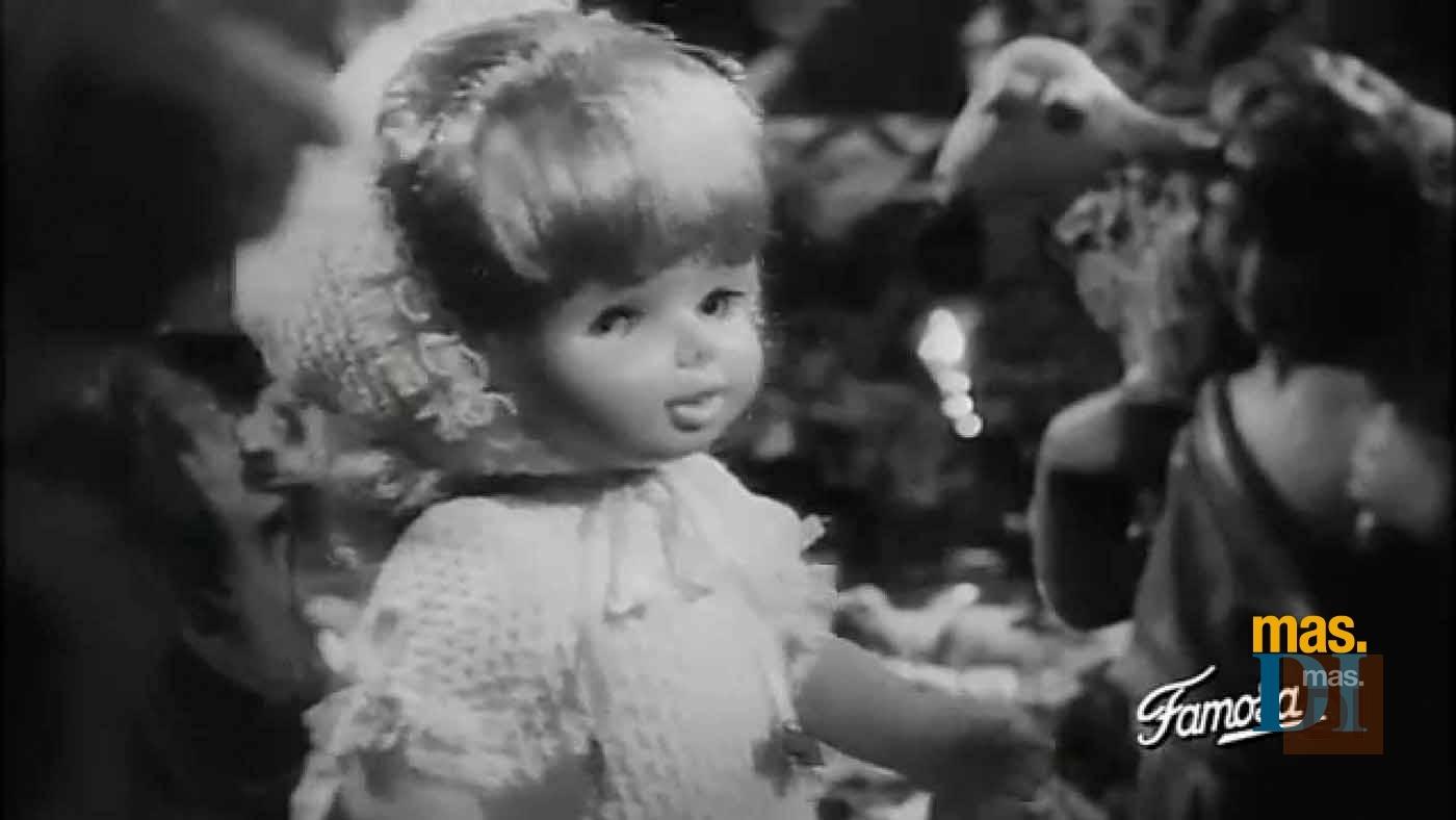 De las muñecas se dirigen  al portal al décimo no premiado