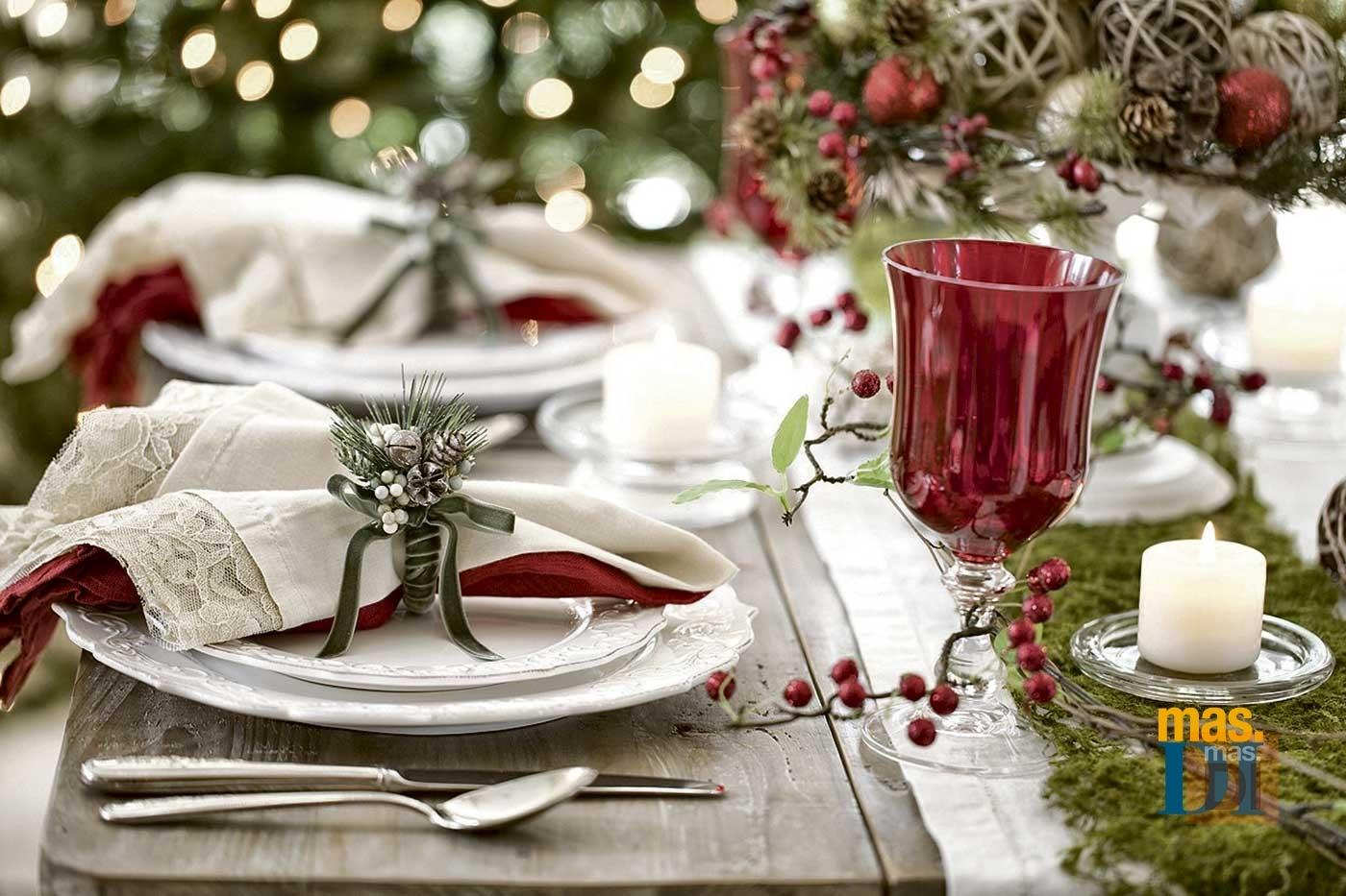 Menús cena de Navidad y Nochevieja