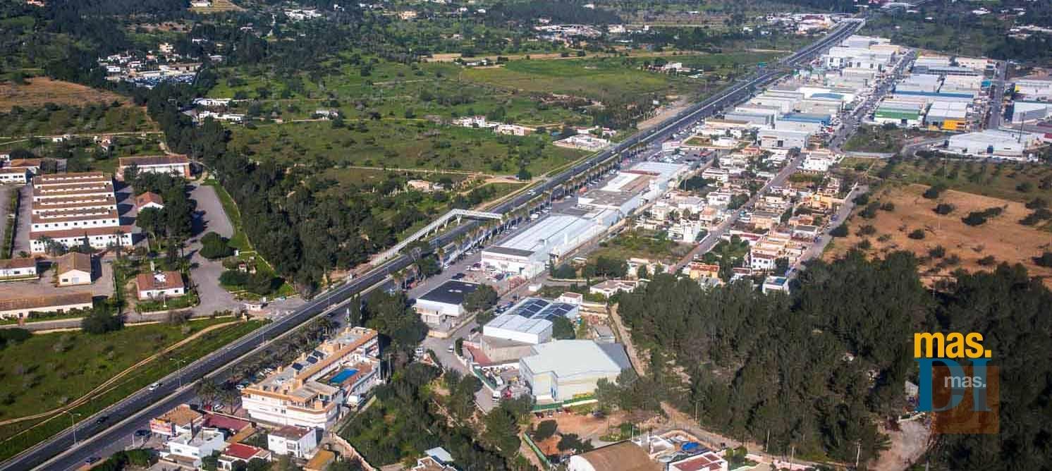 Polígono Montecristo, motor industrial de Ibiza