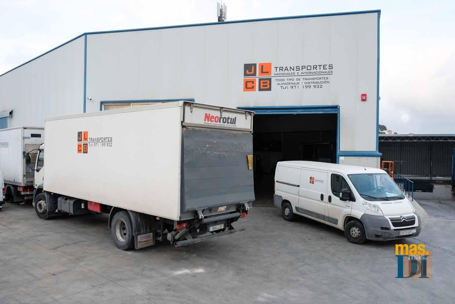 JLCB, experiencia y seriedad en  el transporte de mercancías
