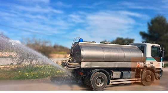 Grupo Juan Bufí, transportes para responder a cualquier necesidad