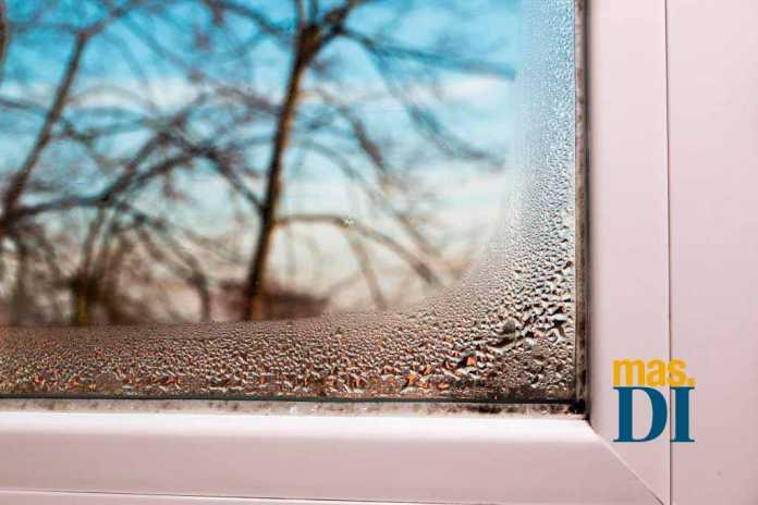 Condensación en las ventanas. MURPROTEC Humedades en Ibiza