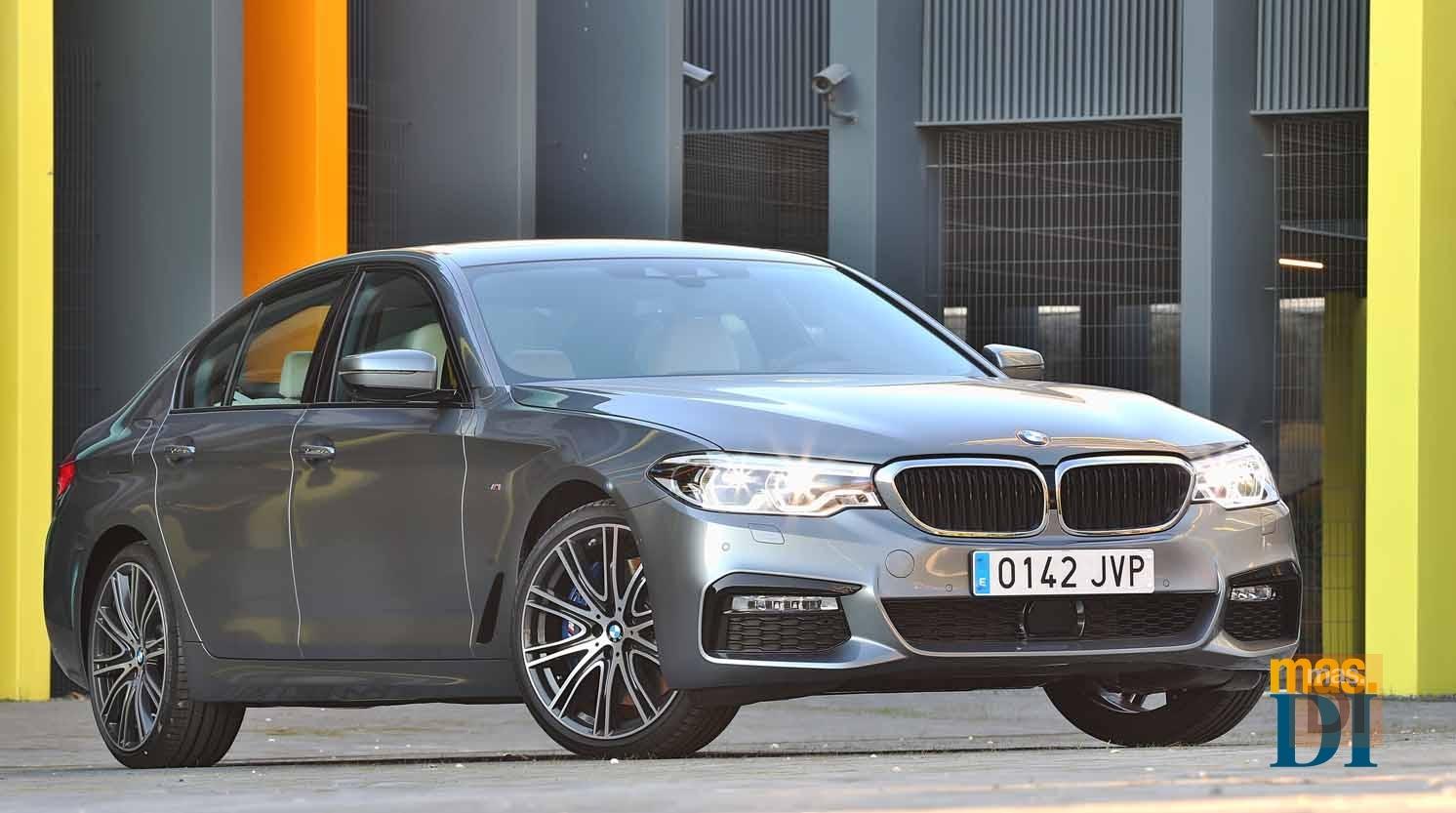 BMW Serie 5, la berlina de negocios