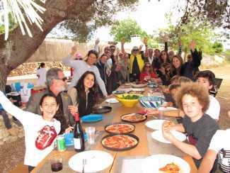 Gastronomía italiana  en el campo | másDI - Magazine