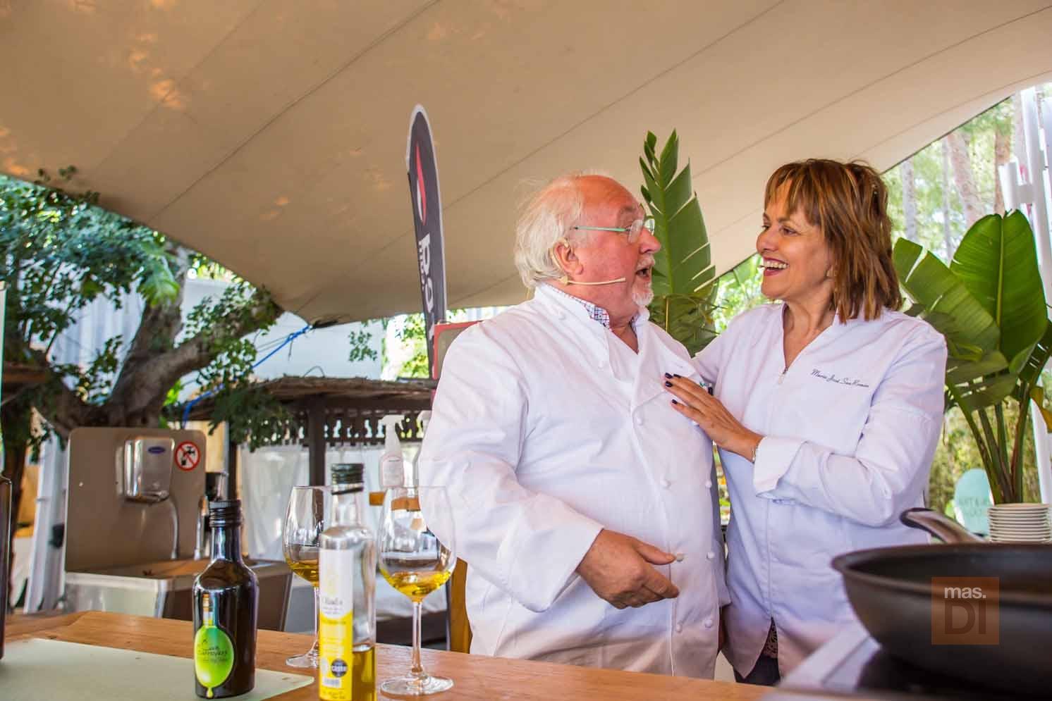 II Foro profesional de gastronomía Ibiza, ocho estrellas en la isla