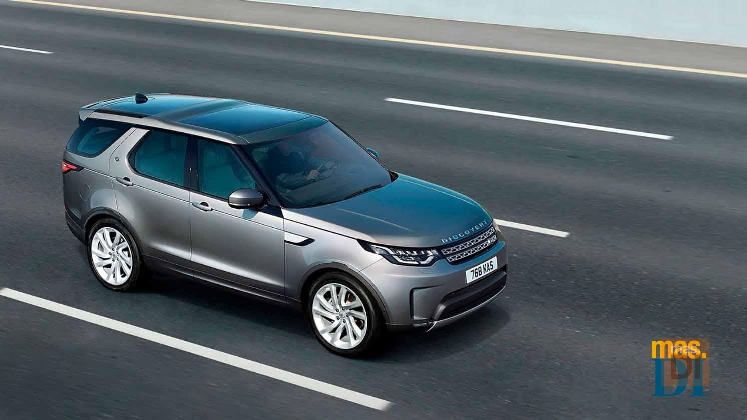Land Rover Discovery, el primero de su clase