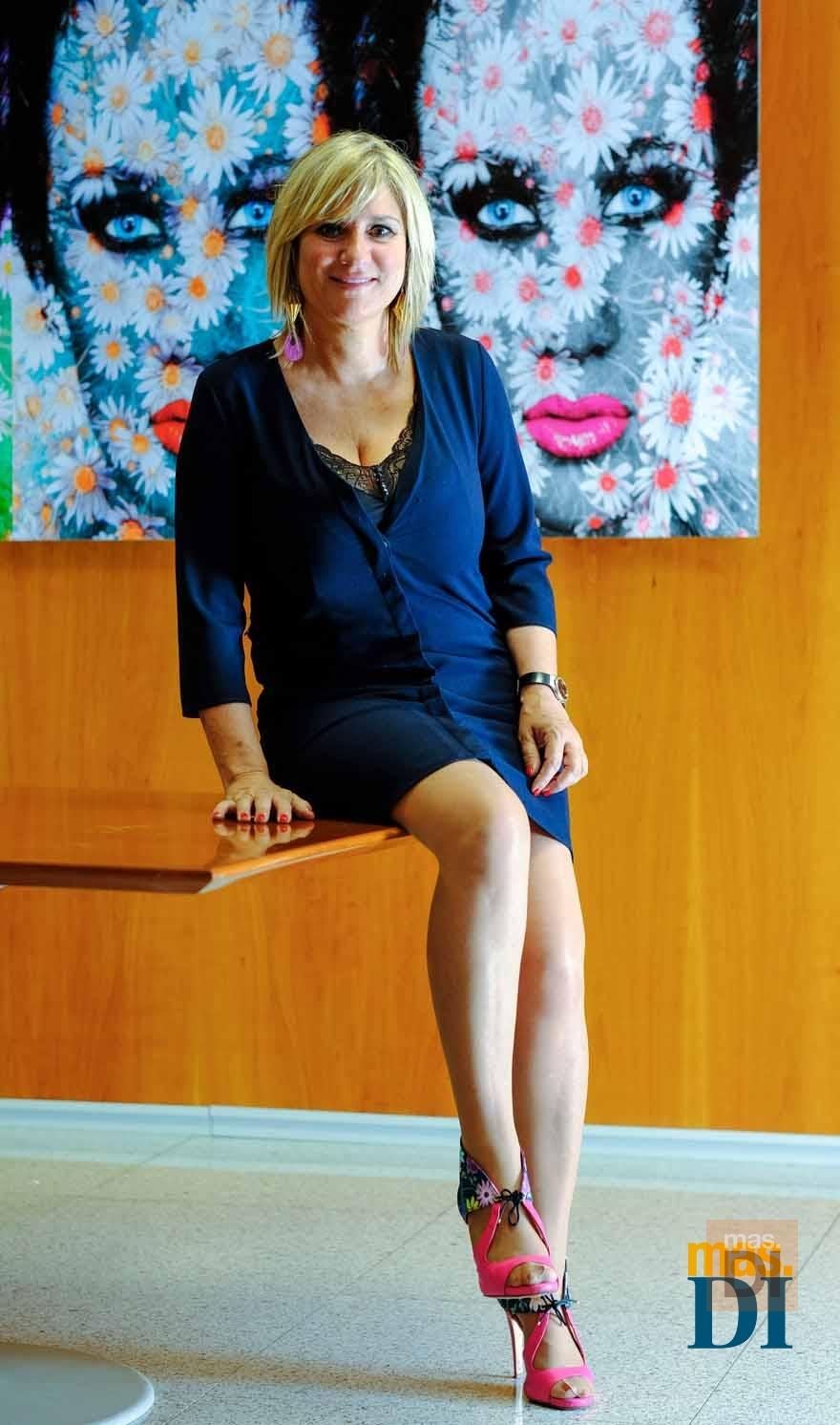 Marta Díaz: «Gente de todo el  mundo quiere casarse en Ibiza vestida de Adlib»