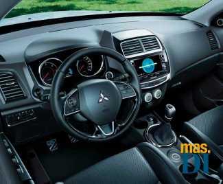 Mitsubishi ASX, sigue su propio camino
