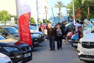 Santa Eulària disfruta de la tradicional pasarela del motor   másDI - Magazine