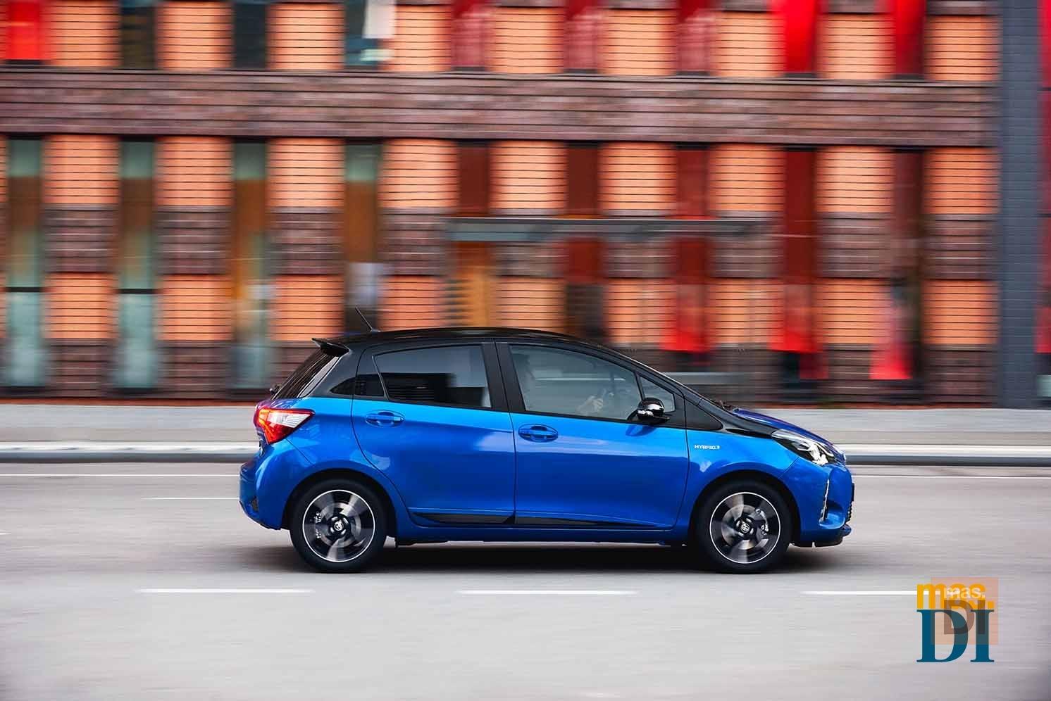 Toyota Yaris, la calidad se percibe al volante