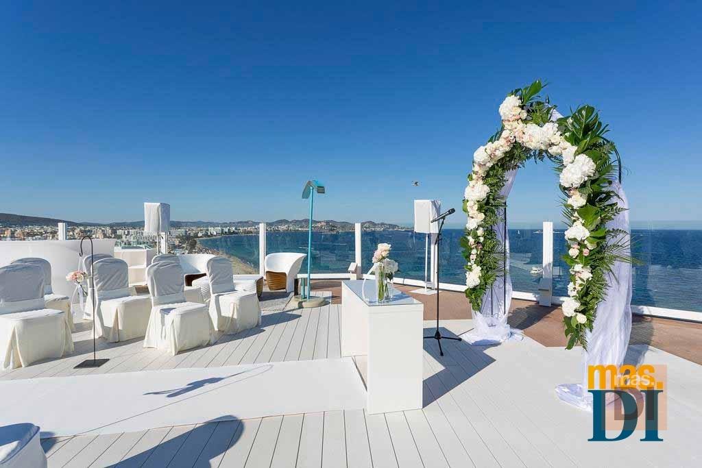 Weddings by Palladium, bodas idílicas, rockeras o mediterráneas
