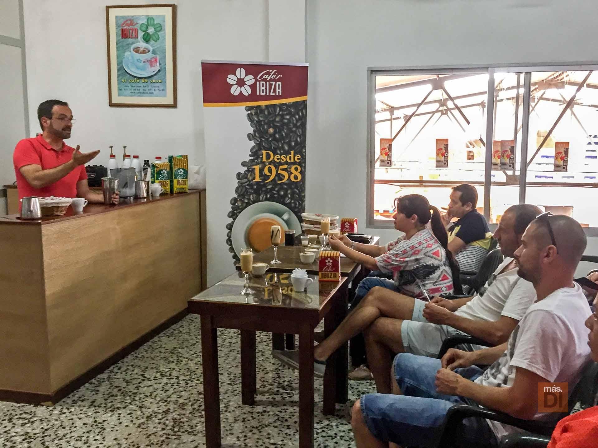 CAFÉS IBIZA, el arte de desgustar un producto delicioso