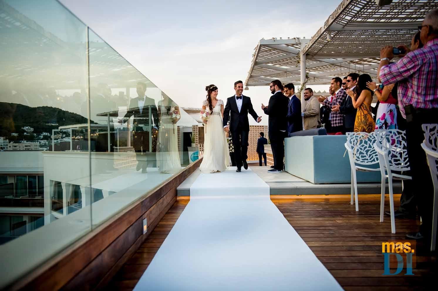 Hotel Aguas de Ibiza Lifestyle & Spa, casarse con los cinco sentidos