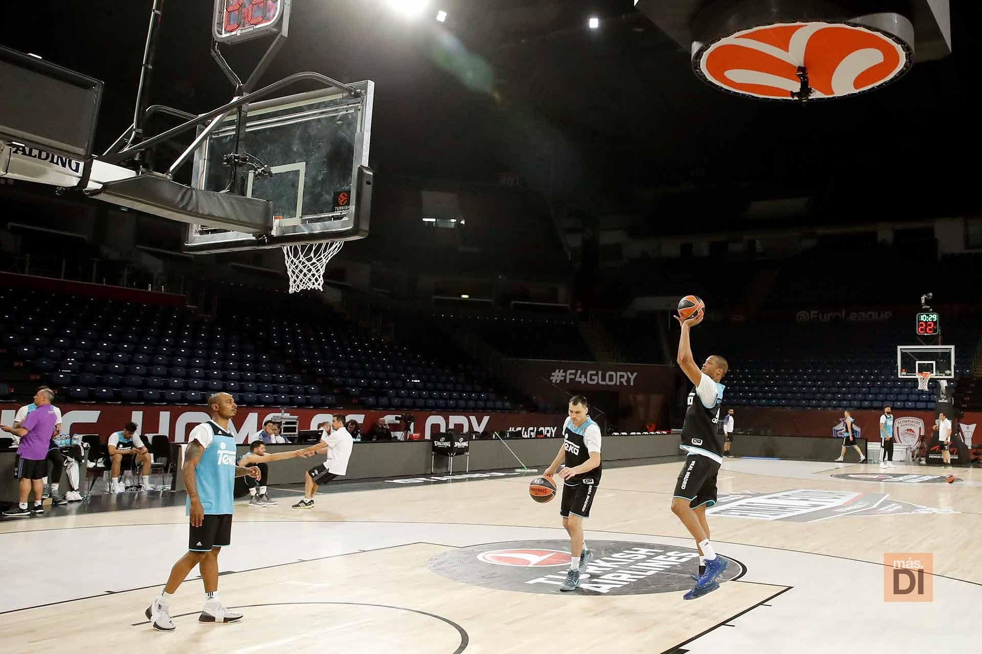 Endesa patrocinará la Euroliga de Baloncesto durante tres temporadas