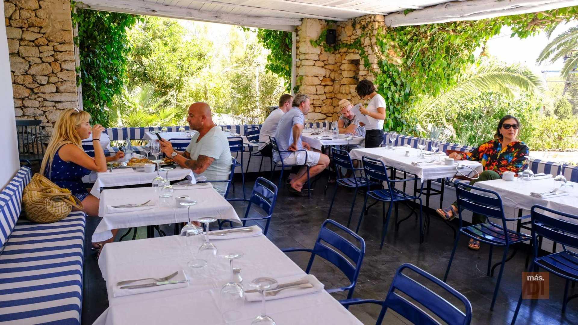 Restaurante Mo, universo de sensaciones