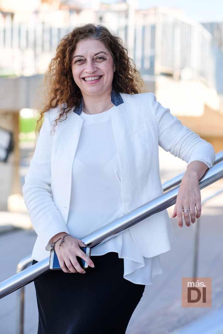 Arantxa Doncel Juárez: «Los empresarios de Balears son innovadores en el desarrollo de sus negocios»