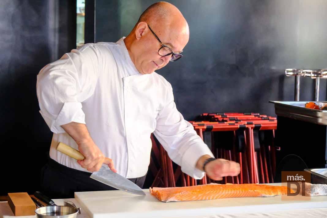 Restaurante Zela. Sabores japoneses de quilates con Ricardo Sanz