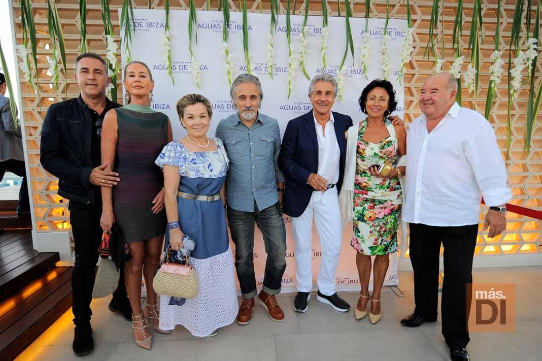Sergi Arola es la estrella de Vi Cool (Hotel Aguas de Ibiza)
