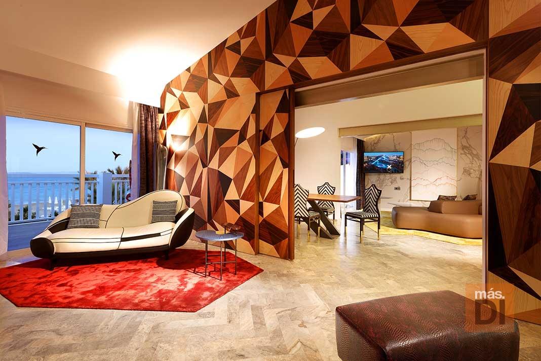 Ushuaïa Ibiza Beach Hotel. Nuevas habitaciones para disfrutar