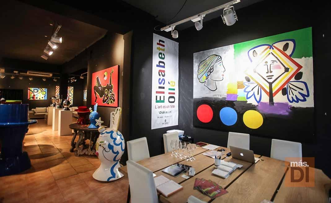 JORGE ALCOLEA IBIZA. Nuevo universo artístico
