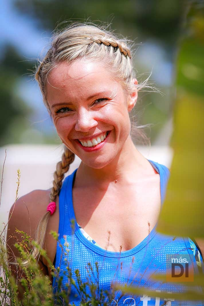 Lindsay Jay | bailarina y yogui: «sonríe  y el mundo sonreirá»
