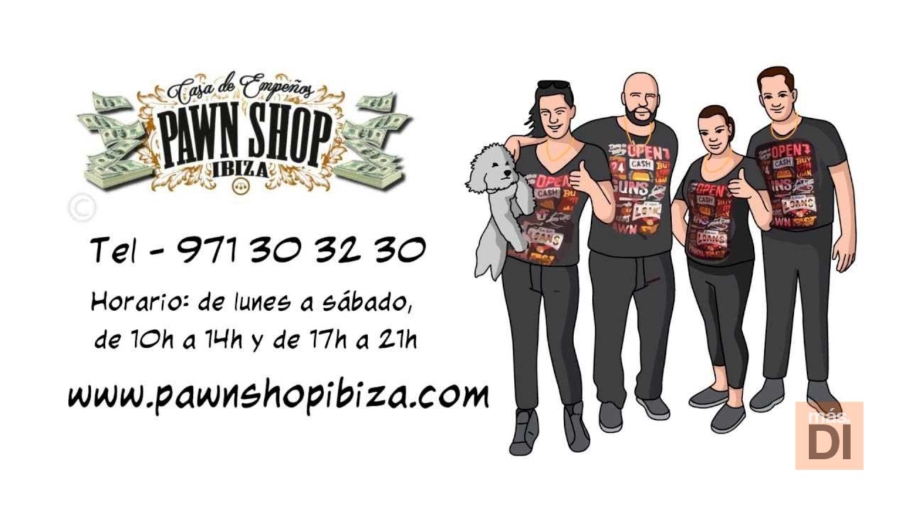 Pawn Shop: La primera casa de empeños de Ibiza