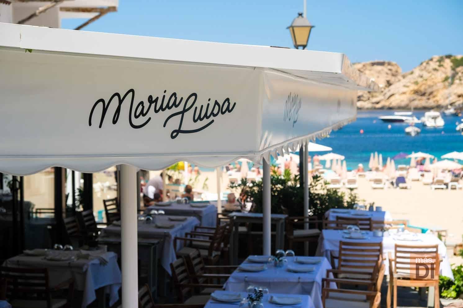 MARÍA LUISA, las mejores paellas de Ibiza