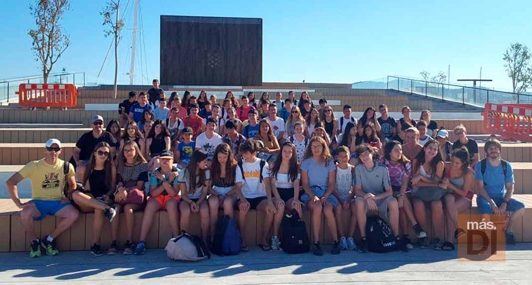 Trasmapi. Los colegios de Ibiza visitan el Centro de Interpretación de Can Marroig