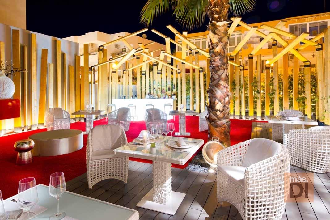 Unic Restaurant. El oasis gastronómico de Platja d'en Bossa