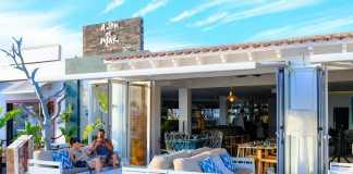 A Son de Mar, un lugar para relajarse en Ibiza.