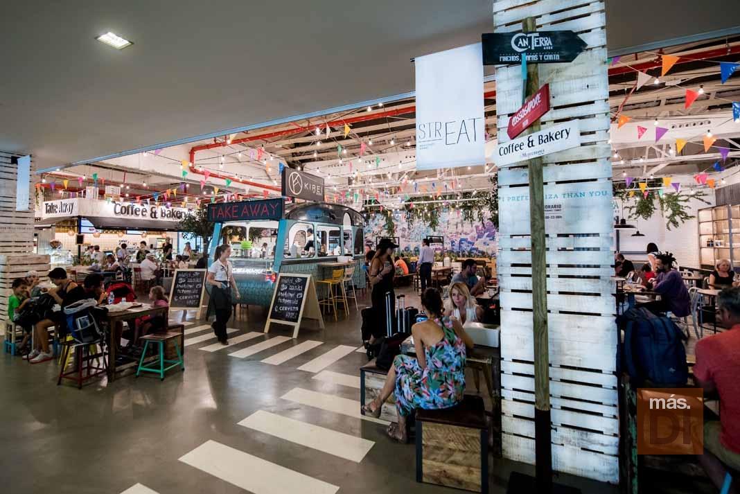 Areas aterriza en el aeropuerto de Ibiza con una imagen y oferta gastronómica renovada