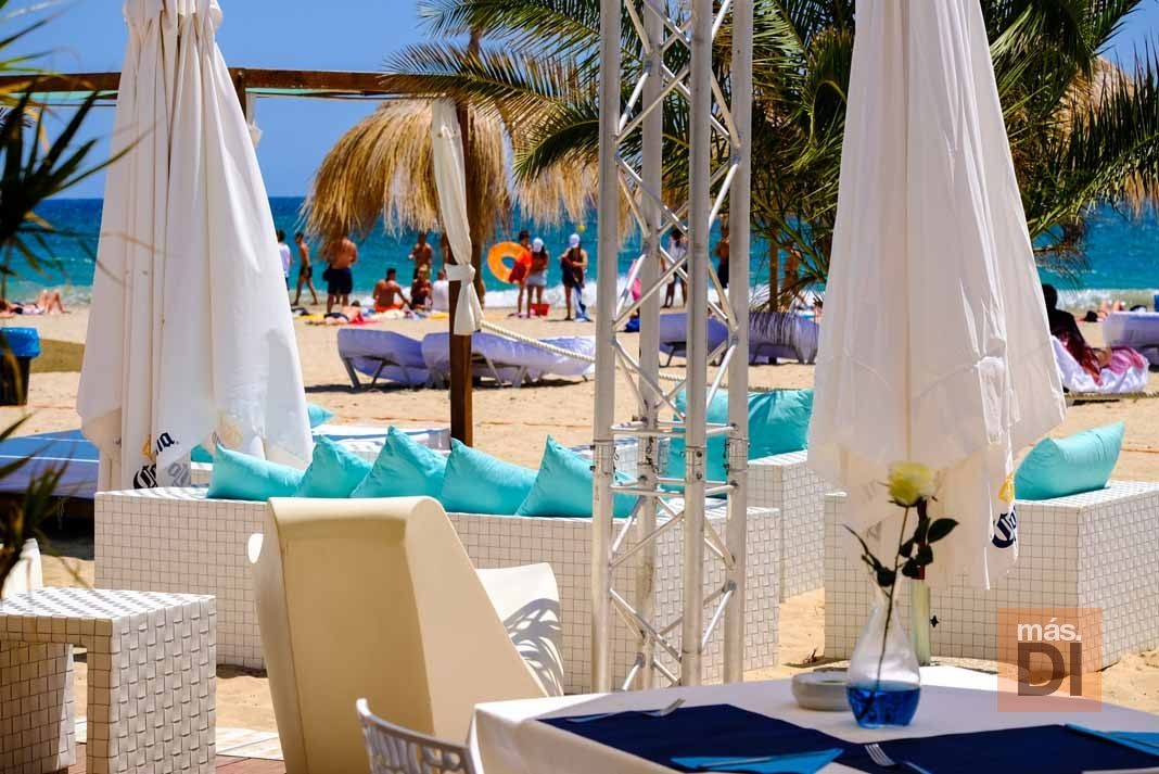 Bali Beach Club Ibiza. Gastronomía y la 'pre-party' de Rich Bitch