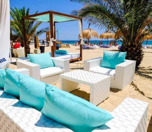 Restaurante Bali Beach Club Ibiza