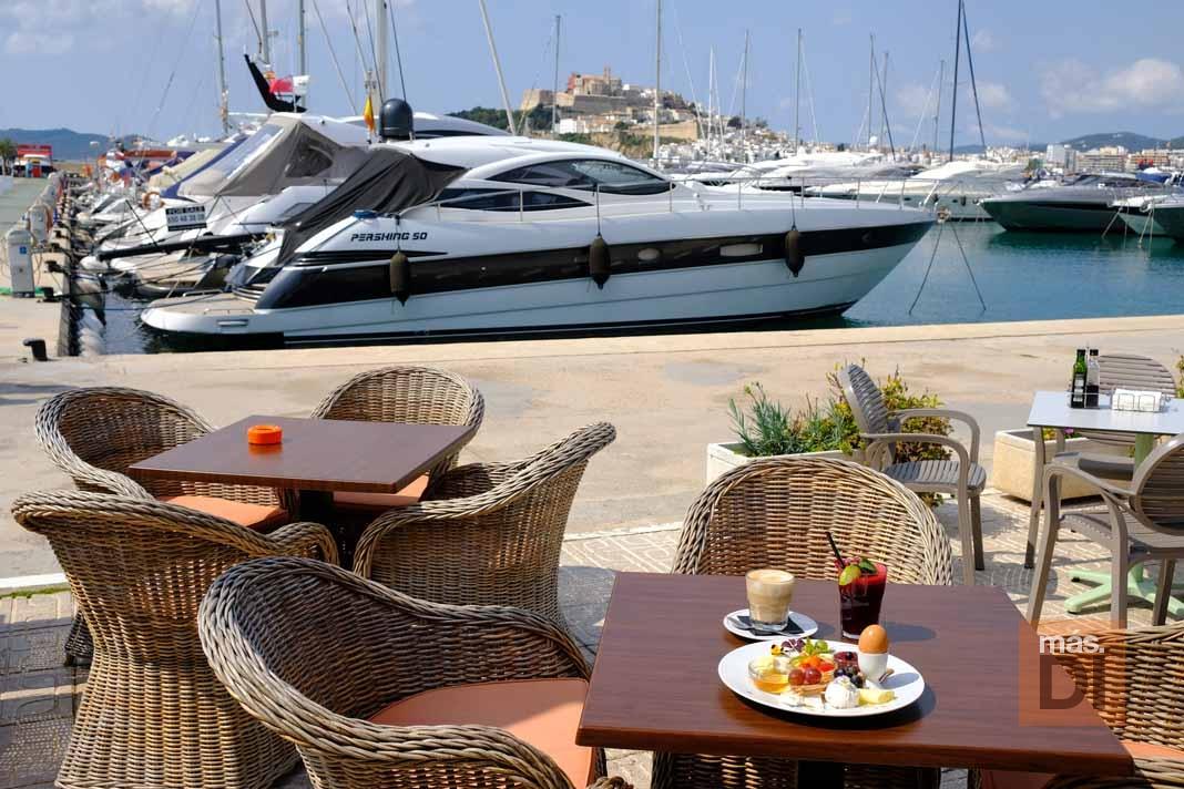 CAFÉ SIDNEY IBIZA. Ideal a cualquier hora del día