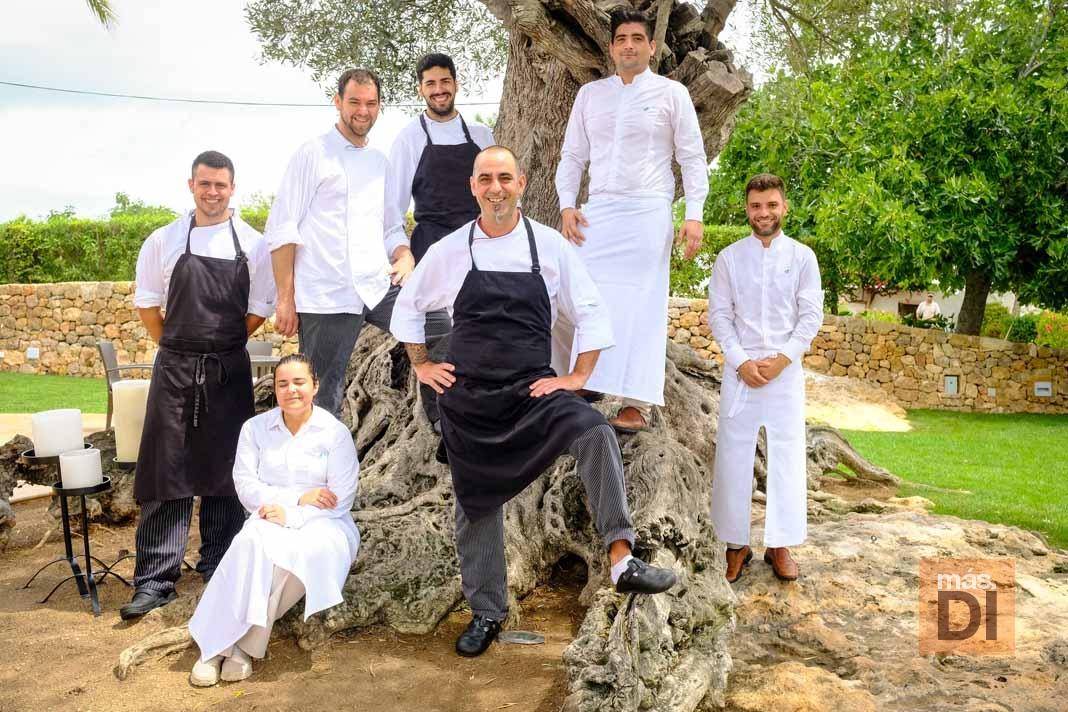 Hotel rural Can Curreu | Restaurante Estel. Creatividad al plato en la costa y el interior.
