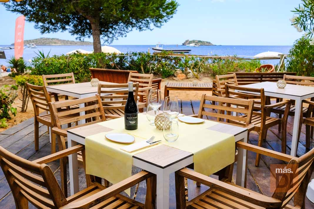 Chiringuito Cala Martina. Del Mediterráneo al mundo desde la mesa