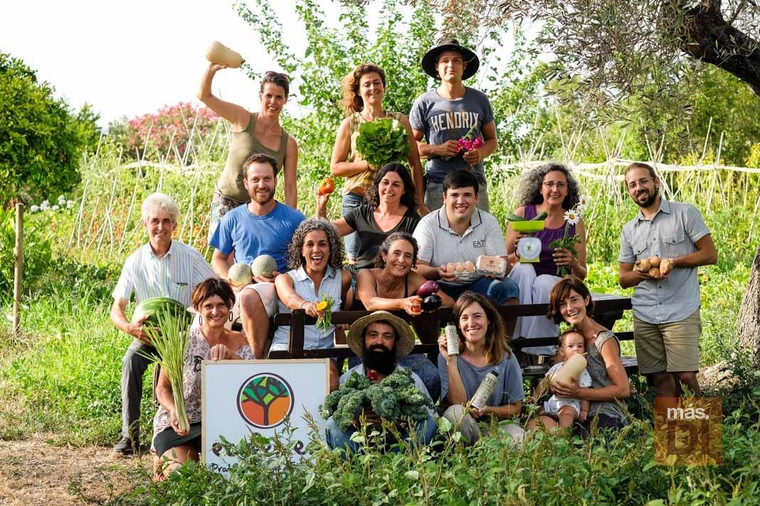 Ecofeixes. Producción ecológica de frutas  y verduras al alcance de todos