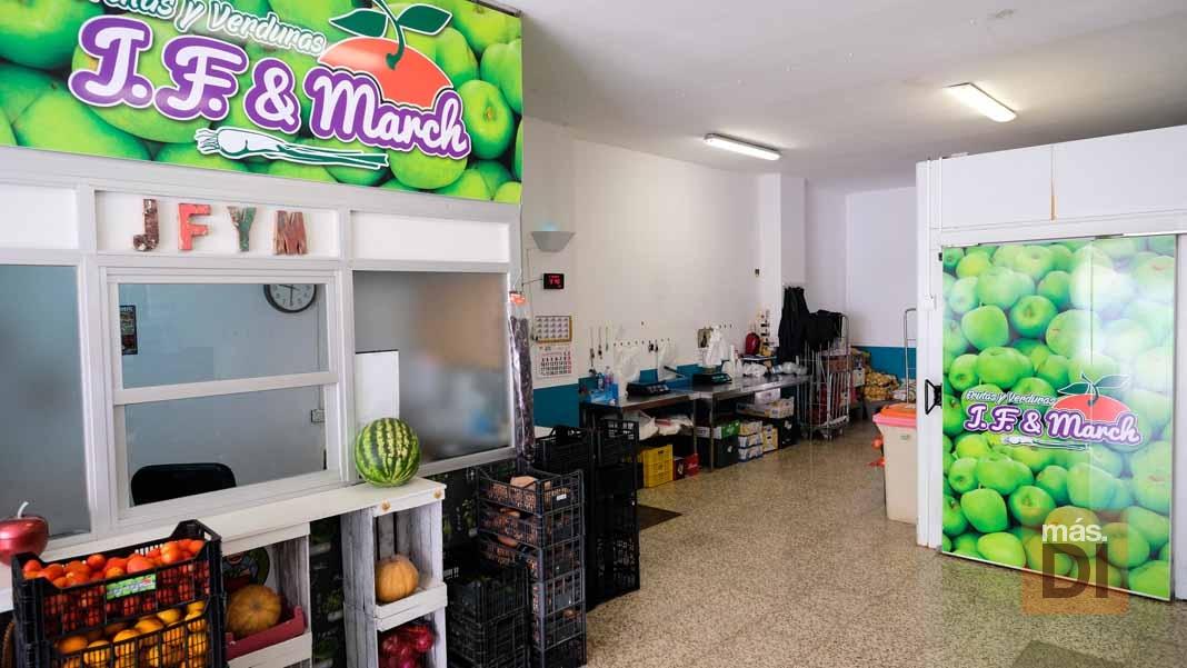 Frutas JF & March. La tradición frutera de Juan Ferrer continúa con savia nueva